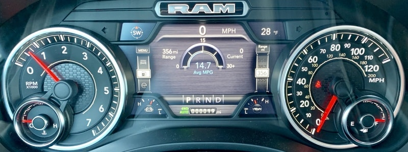 2019 Ram 1500 Crew Cab 4x4,  Pickup #T19137 - photo 10