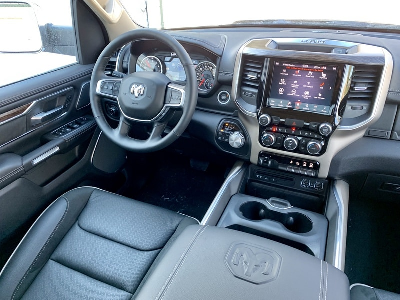 2019 Ram 1500 Crew Cab 4x4,  Pickup #T19137 - photo 13