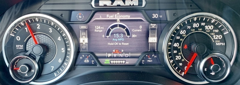 2019 Ram 1500 Crew Cab 4x4,  Pickup #T19138 - photo 10
