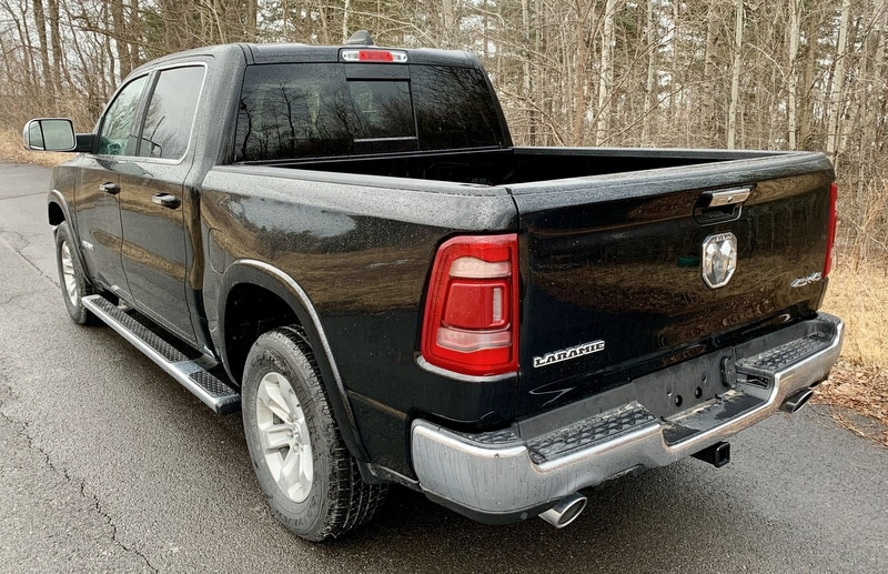 2019 Ram 1500 Crew Cab 4x4,  Pickup #T19141 - photo 2