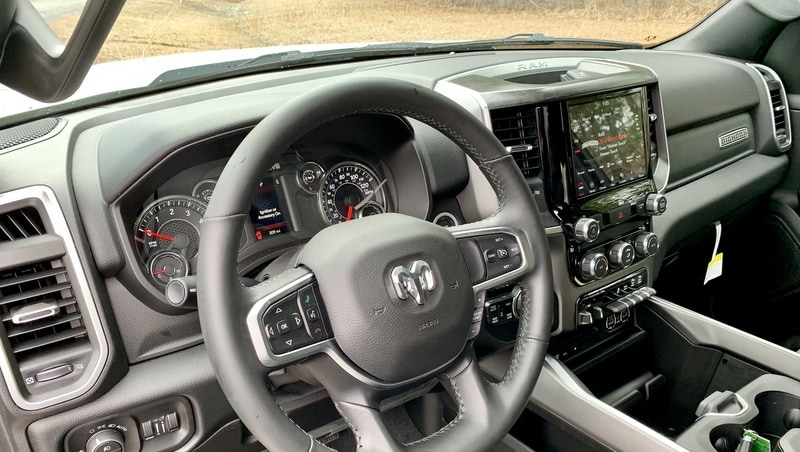 2019 Ram 1500 Crew Cab 4x4,  Pickup #T19150 - photo 10