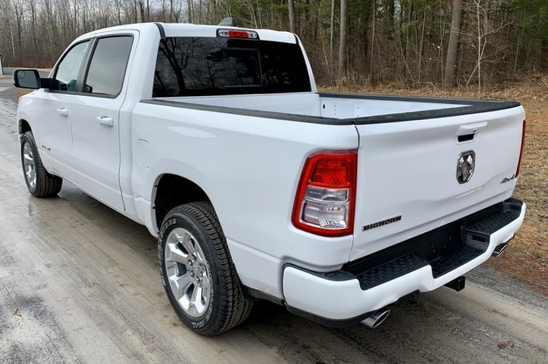 2019 Ram 1500 Crew Cab 4x4,  Pickup #T19150 - photo 1