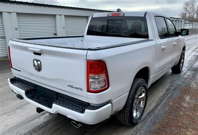 2019 Ram 1500 Crew Cab 4x4,  Pickup #T19150 - photo 3