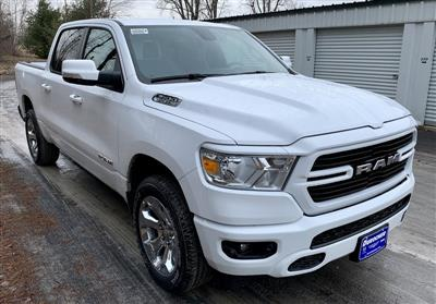 2019 Ram 1500 Crew Cab 4x4,  Pickup #T19150 - photo 4