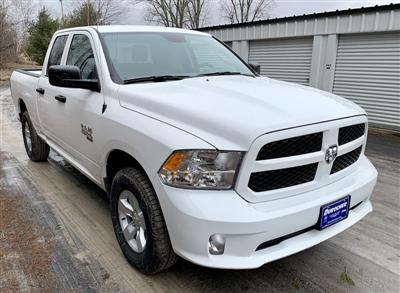 2019 Ram 1500 Quad Cab 4x4,  Pickup #T19152 - photo 4