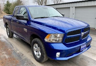 2019 Ram 1500 Quad Cab 4x4,  Pickup #T19153 - photo 4