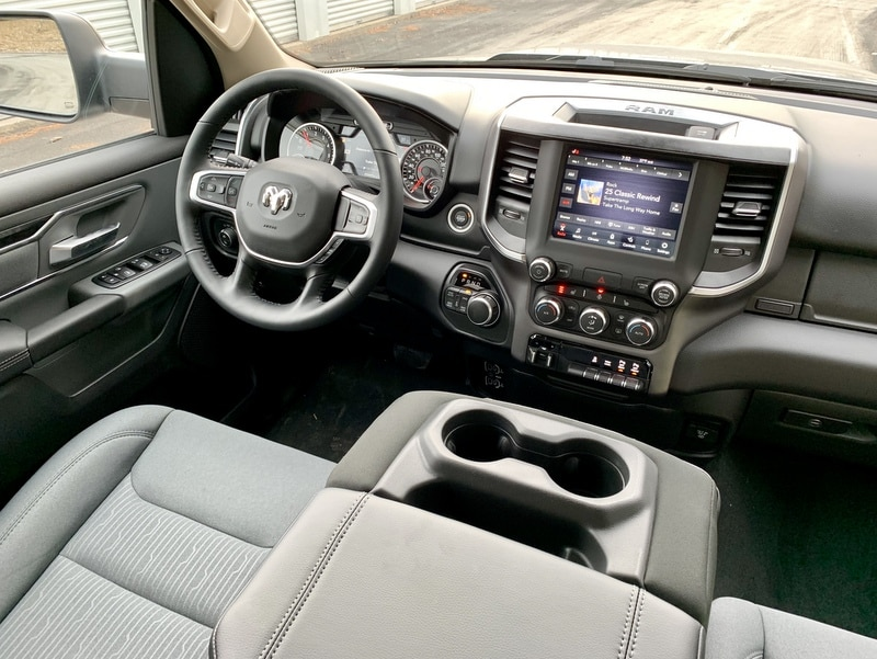 2019 Ram 1500 Crew Cab 4x4,  Pickup #T19160 - photo 14