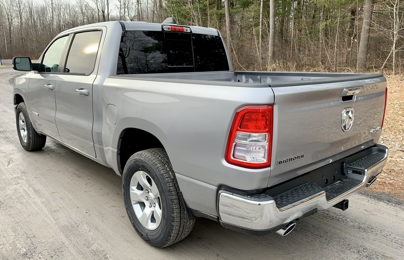 2019 Ram 1500 Crew Cab 4x4,  Pickup #T19160 - photo 2