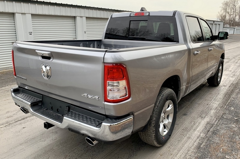 2019 Ram 1500 Crew Cab 4x4,  Pickup #T19160 - photo 3