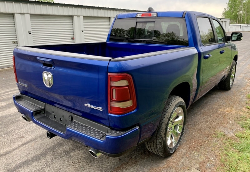 2019 Ram 1500 Crew Cab 4x4,  Pickup #T19180 - photo 3