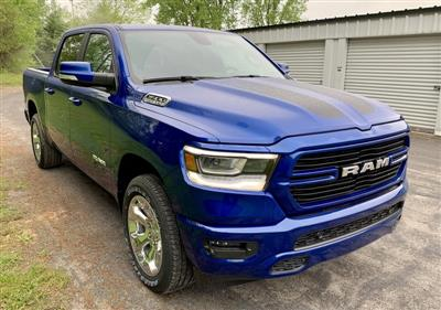 2019 Ram 1500 Crew Cab 4x4,  Pickup #T19180 - photo 4