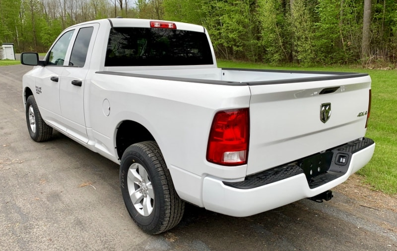 2019 Ram 1500 Quad Cab 4x4,  Pickup #T19189 - photo 2