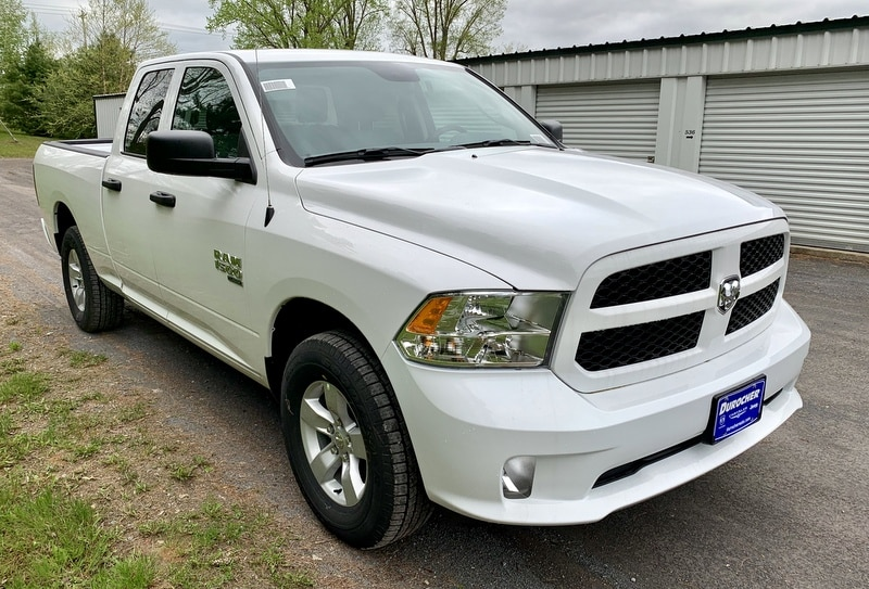 2019 Ram 1500 Quad Cab 4x4,  Pickup #T19189 - photo 4