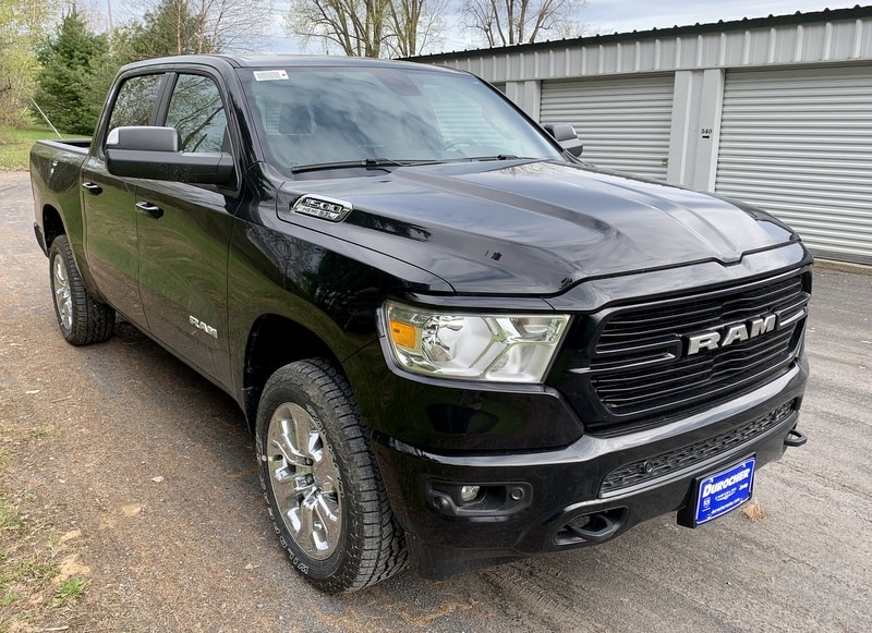 2019 Ram 1500 Crew Cab 4x4,  Pickup #T19190 - photo 4