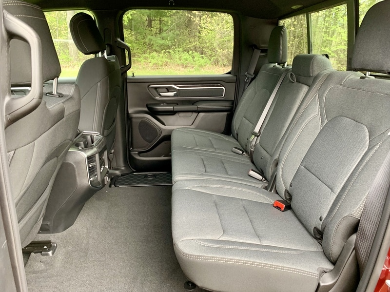 2019 Ram 1500 Crew Cab 4x4,  Pickup #T19193 - photo 8