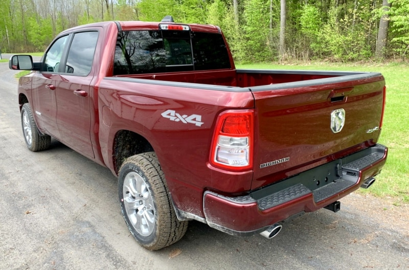 2019 Ram 1500 Crew Cab 4x4,  Pickup #T19193 - photo 3