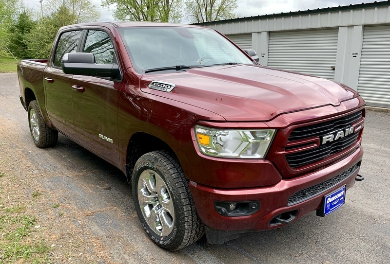 2019 Ram 1500 Crew Cab 4x4,  Pickup #T19193 - photo 4