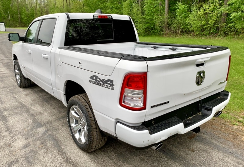 2019 Ram 1500 Crew Cab 4x4,  Pickup #T19206 - photo 1
