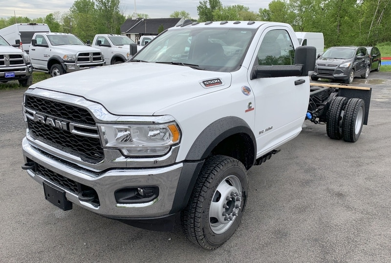 2019 Ram 5500 Regular Cab DRW 4x4,  Cab Chassis #T19214 - photo 1