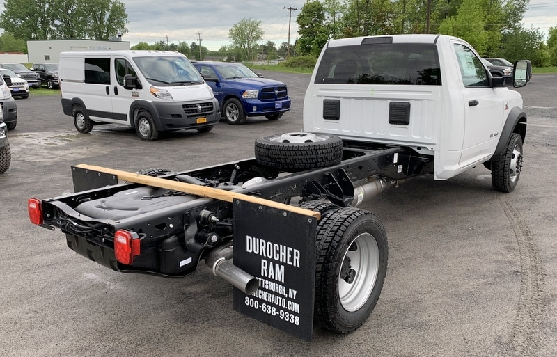 2019 Ram 5500 Regular Cab DRW 4x4,  Cab Chassis #T19214 - photo 3
