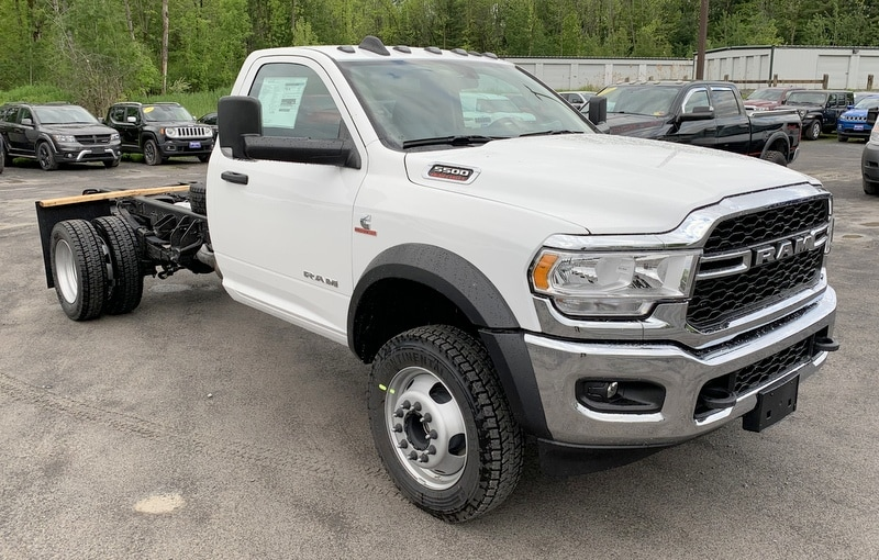 2019 Ram 5500 Regular Cab DRW 4x4,  Cab Chassis #T19214 - photo 4