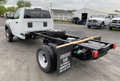 2019 Ram 5500 Regular Cab DRW 4x4,  Cab Chassis #T19214 - photo 2