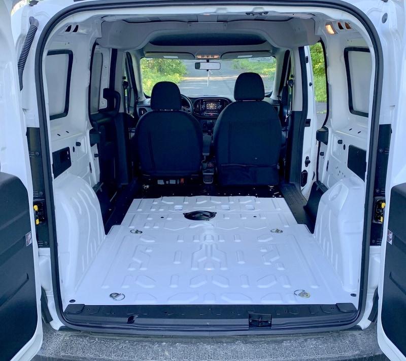 2019 ProMaster City FWD,  Empty Cargo Van #T19221 - photo 1