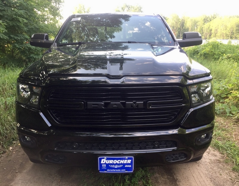 2019 Ram 1500 Quad Cab 4x4,  Pickup #T1925 - photo 5