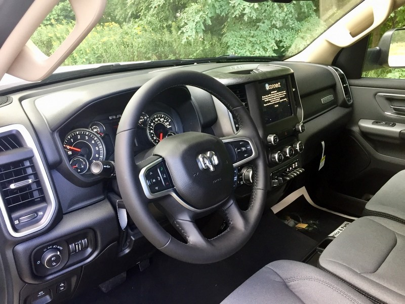 2019 Ram 1500 Crew Cab 4x4,  Pickup #T1943 - photo 8