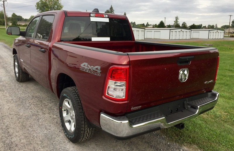 2019 Ram 1500 Crew Cab 4x4,  Pickup #T1950 - photo 2