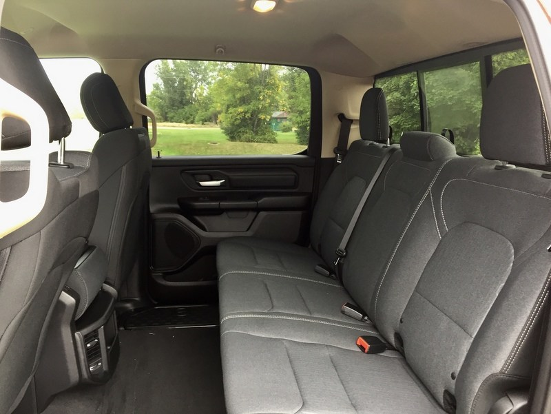 2019 Ram 1500 Crew Cab 4x4,  Pickup #T1950 - photo 8