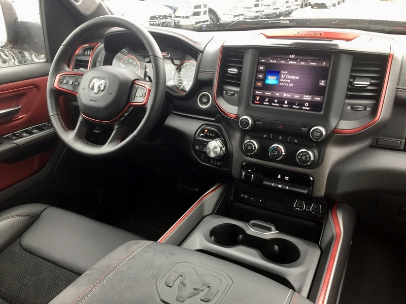 2019 Ram 1500 Crew Cab 4x4,  Pickup #T1958 - photo 18