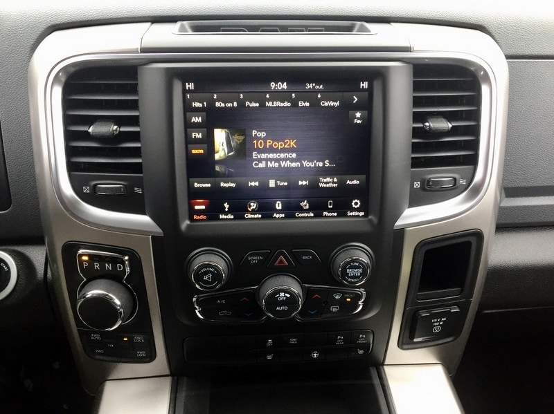 2019 Ram 1500 Crew Cab 4x4,  Pickup #T1963 - photo 11