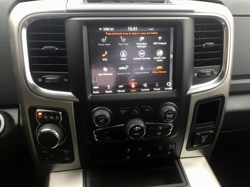 2019 Ram 1500 Crew Cab 4x4,  Pickup #T1967 - photo 11