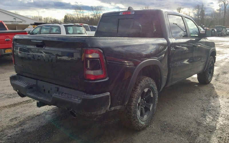 2019 Ram 1500 Crew Cab 4x4,  Pickup #T1980 - photo 3