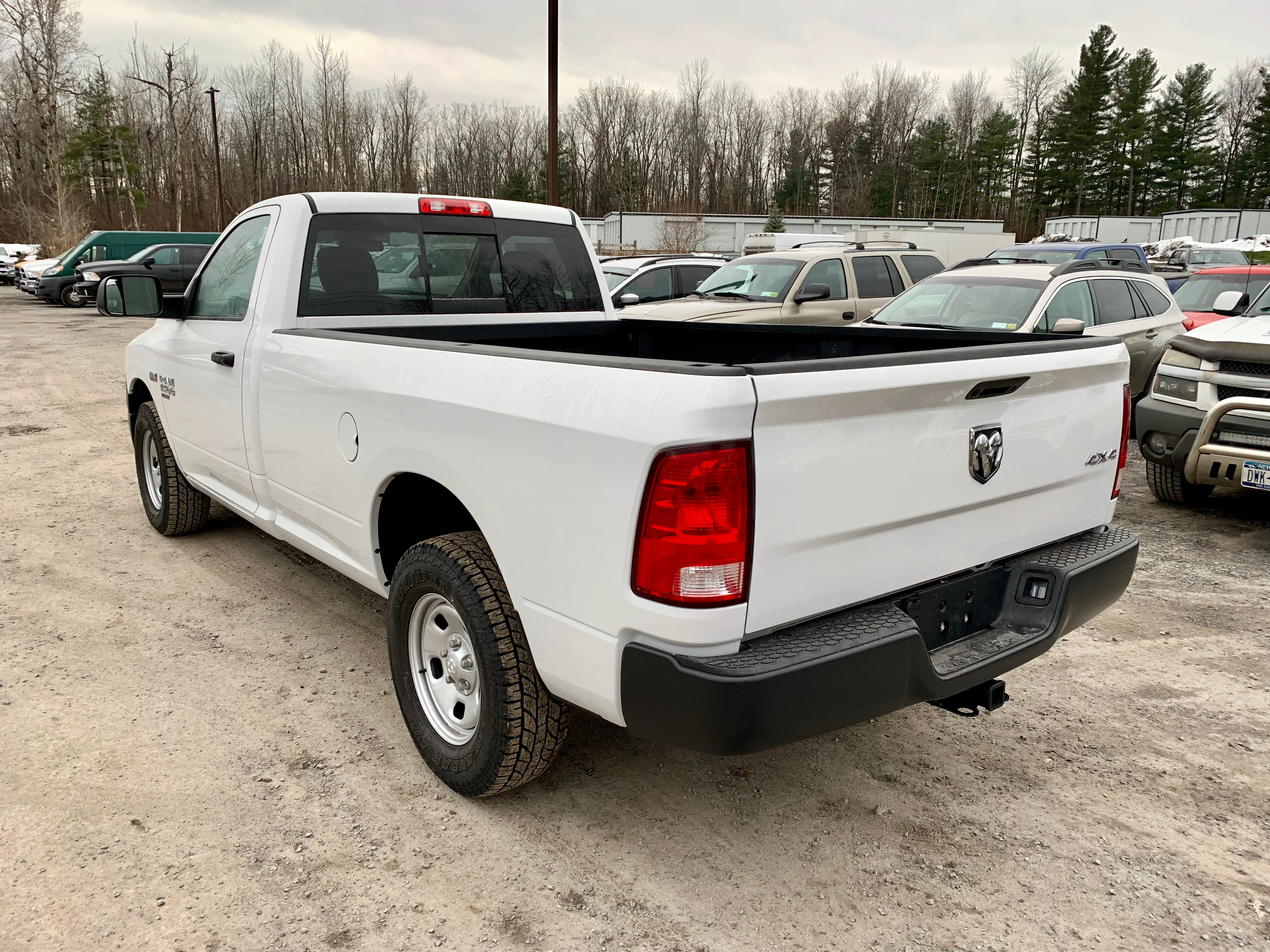 2019 Ram 1500 Regular Cab 4x4,  Pickup #T1989 - photo 2