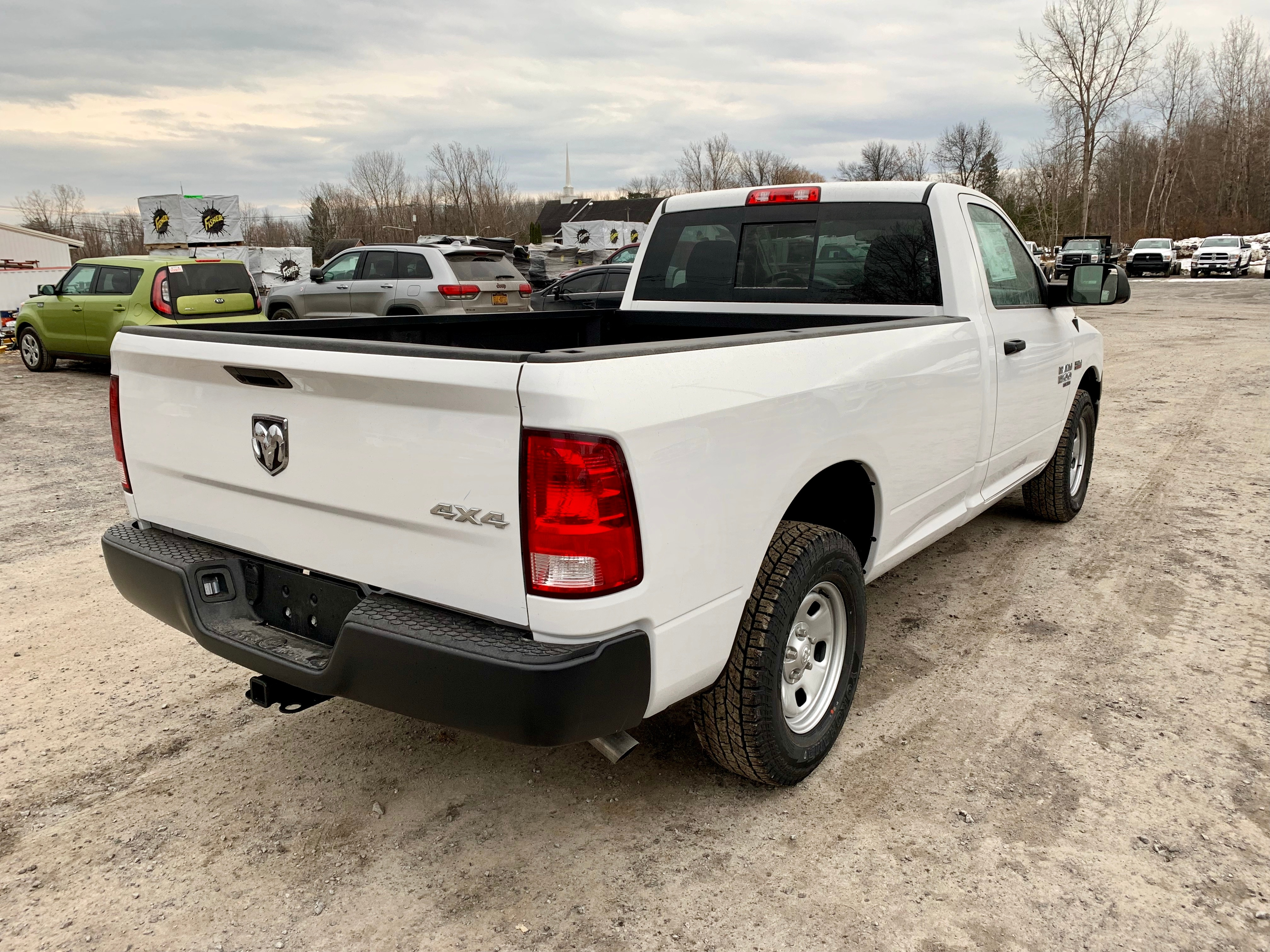 2019 Ram 1500 Regular Cab 4x4,  Pickup #T1989 - photo 3
