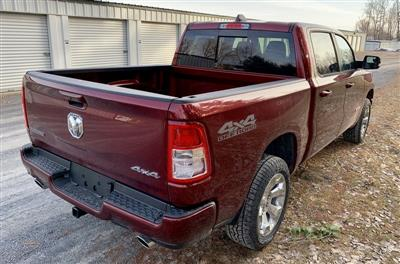 2019 Ram 1500 Crew Cab 4x4,  Pickup #T1994 - photo 3