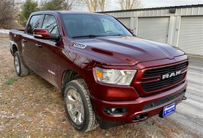 2019 Ram 1500 Crew Cab 4x4,  Pickup #T1994 - photo 4