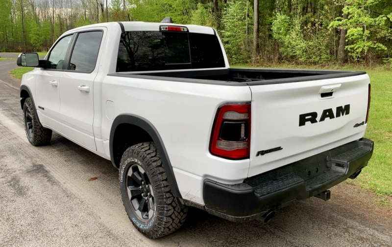 2019 Ram 1500 Crew Cab 4x4,  Pickup #T1999 - photo 1