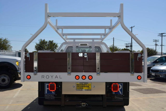 2016 F-450 Regular Cab DRW, Royal Contractor Body #1072923 - photo 5