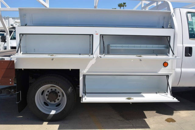 2016 F-450 Regular Cab DRW, Royal Contractor Body #1072923 - photo 13