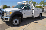2016 F-450 Regular Cab DRW, Royal Contractor Body #1072923 - photo 1