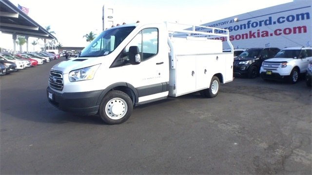 2016 Transit 350 HD DRW Service Utility Van #1073399 - photo 5