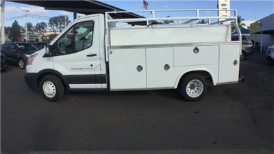 2016 Transit 350 HD DRW Service Utility Van #1073399 - photo 6