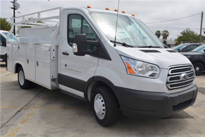 2016 Transit 350 HD DRW Service Utility Van #1073400 - photo 4