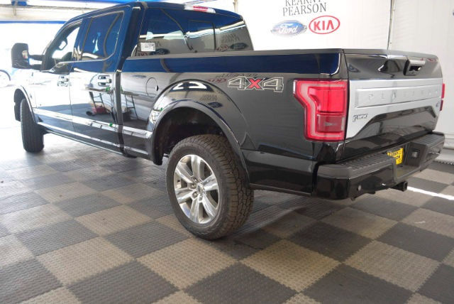 2017 F-150 Crew Cab 4x4 Pickup #1081297 - photo 2