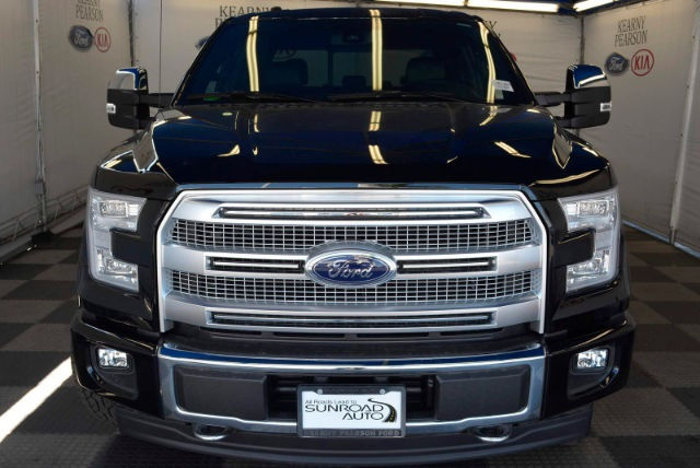 2017 F-150 Crew Cab 4x4 Pickup #1081297 - photo 5