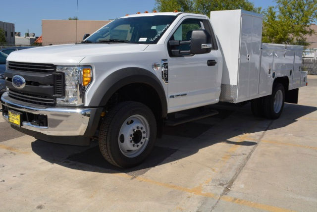 2017 F-550 Regular Cab DRW, Scelzi Welder Bodies Welder Body #1081378 - photo 1