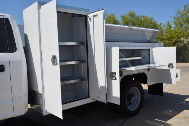 2017 F-550 Regular Cab DRW, Scelzi Welder Bodies Welder Body #1081378 - photo 10